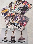 Click here to enlarge image and see more about item m00194: Sports Trading Cards - Hockey