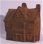 Click to view larger image of Brown Resin House (Image1)