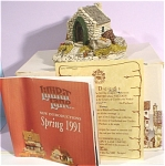 Click to view larger image of 1989 Lilliput Lane Fishermans Bothy (Image1)