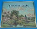 Click here to enlarge image and see more about item m00371m: Home Sweet Home Picture