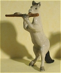 Click here to enlarge image and see more about item n00063: K6621 Horse Playing Flute