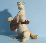 Click here to enlarge image and see more about item n00067: K6625 Horse Playing Mandolin
