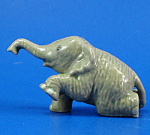 Click here to enlarge image and see more about item n00274: Klima E3951a Baby Elephant