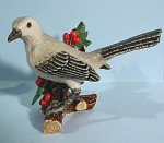 Click here to enlarge image and see more about item n00790: R231r Mockingbird on Holly