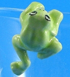 Click here to enlarge image and see more about item n01147: K354 Tiny Climbing Frog