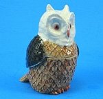 Click here to enlarge image and see more about item n01173: K544 Owl Trinket Box