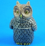 K544 Owl Trinket Box