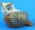 Click here to enlarge image and see more about item n01176: K543 Owl Trinket Box