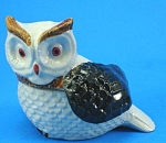Click here to enlarge image and see more about item n01178: K543 Owl Trinket Box