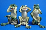 Click here to enlarge image and see more about item n01333: K660 Morality Frog Set
