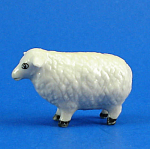 Click here to enlarge image and see more about item n01418: X0571 Tiny Standing Sheep