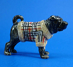 L5051 Dressed Shar Pei Dog