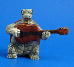 K1624 Tortoise with Guitar
