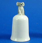 Click here to enlarge image and see more about item n01572: K496 Koala on Thimble