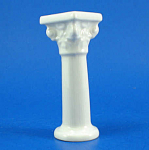 Click here to enlarge image and see more about item n01619: Miniature Porcelain Pedestal