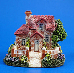 Click to view larger image of Tiny Resin House (Image1)