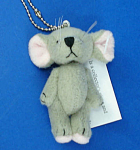 Click here to enlarge image and see more about item n01794: Miniature Plush Mouse