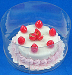 Click here to enlarge image and see more about item n01859: Dollhouse Miniature Cake