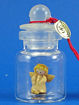Miniature Angel in a Bottle