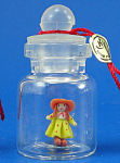 Click here to enlarge image and see more about item n01912: Miniature Doll in a Bottle