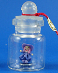 Click here to enlarge image and see more about item n01914: Miniature Doll in a Bottle