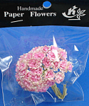Click here to enlarge image and see more about item n01938: Miniature Paper Flowers