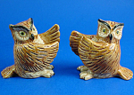 Click here to enlarge image and see more about item n02279: Klima K864 Owl Card Holders