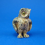 Click here to enlarge image and see more about item n02342: K999 Miniature Owl