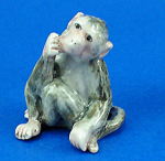 Click here to enlarge image and see more about item n02379: K651 Monkey