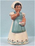 California Barnware Lady Figurine