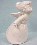 Homemade Ceramic Kissing Angel
