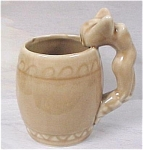 Click here to enlarge image and see more about item p00239: Miniature Stripper Mug