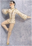 Click here to enlarge image and see more about item p00249: Ceramic Arts Studio Ballet Wall Hanger Greg