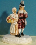 Click here to enlarge image and see more about item p00325: Sebastian Miniatures The Pilgrims