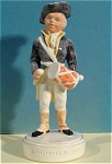 Click here to enlarge image and see more about item p00326: Sebastian Miniatures Drummer Boy