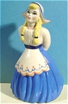 Click here to enlarge image and see more about item p00343: Ceramic Arts Studio Dutch Love Girl