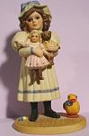 Click to view larger image of Jan Hagara 1988 Little Girl Named Sara Mae (Image1)