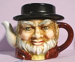 Enesco Miniature Man's Head Teapot