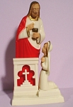 1950s Hartland Plastics First Communion Figure