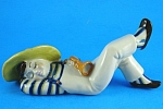 Click here to enlarge image and see more about item p00413: Ceramic Arts Studio Little Boy Blue