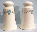 Click here to enlarge image and see more about item pt00014: Vintage Salt and Pepper Set