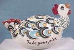 Click to view larger image of Croix Ceramics Chicken (Image1)