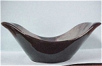 Click to view larger image of McMaster Craft of Canada Redware Dish (Image1)