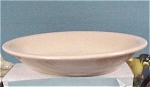 1930s Walker China Large Pink Serving Dish