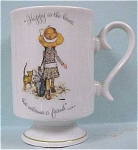 Click here to enlarge image and see more about item pt00218: 1973 Holly Hobby Cup