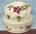 Click to view larger image of Portugal Pottery Handpainted Decorative Mold (Image1)