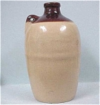 Click here to enlarge image and see more about item pt00264: Small Stoneware Jug