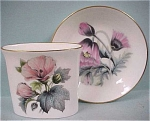 Click here to enlarge image and see more about item pt00303: Royal Worcester Smoke Set