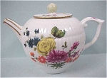 Click here to enlarge image and see more about item pt00315: 1985 Franklin Mint Furstenberg Mini Teapot