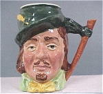 Click here to enlarge image and see more about item pt00321: Lancaster Robin Hood Mug